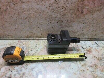 Eppinger Live Tool Holder Traub Tnd 200 Cnc Nr 19486-1 Best Nr 329 002 329002