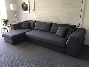 4-seater chaise sofa Botany Botany Bay Area Preview