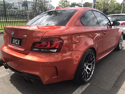 BMW 1M Coupe 2012