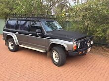1991 Nissan Patrol Wagon Alice Springs Alice Springs Area Preview