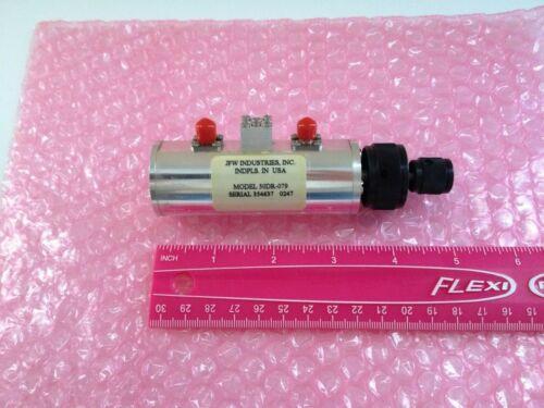 JFW 0 - 30 db dual rotary step Attenuator , DC - 2200 Mhz , SMA