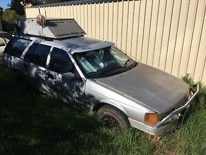 Ford Fairmont Ghia EA wagon Offroad project Balga Stirling Area Preview