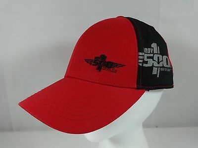 2016 Indianapolis 500 100TH Running Event Collector Hat Cap Red & Black