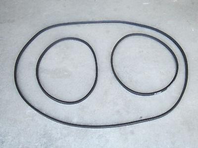 C3 Mower W Drawbar Belts For Ih International Cub Lo-boy Farmall