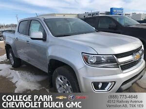 2018 Chevrolet Colorado 4WD LT