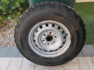 """Mickey Thompson 16"""" Tyre never used Dawesville Mandurah Area Preview"""