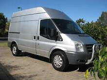 2007 Ford Transit High Roof Mid Wheel Base Ocean Shores Byron Area Preview