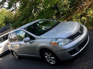 09 Nissan Versa-lady driven!-one owner-auto! Great car!