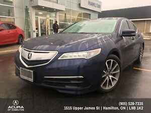 2015 Acura TLX Tech SUPER HANDLING ALL WHEEL DRIVE!