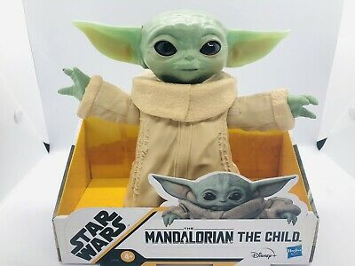 Star Wars The Child Toy The Mandalorian 6.5-Inch Posable Action Figure