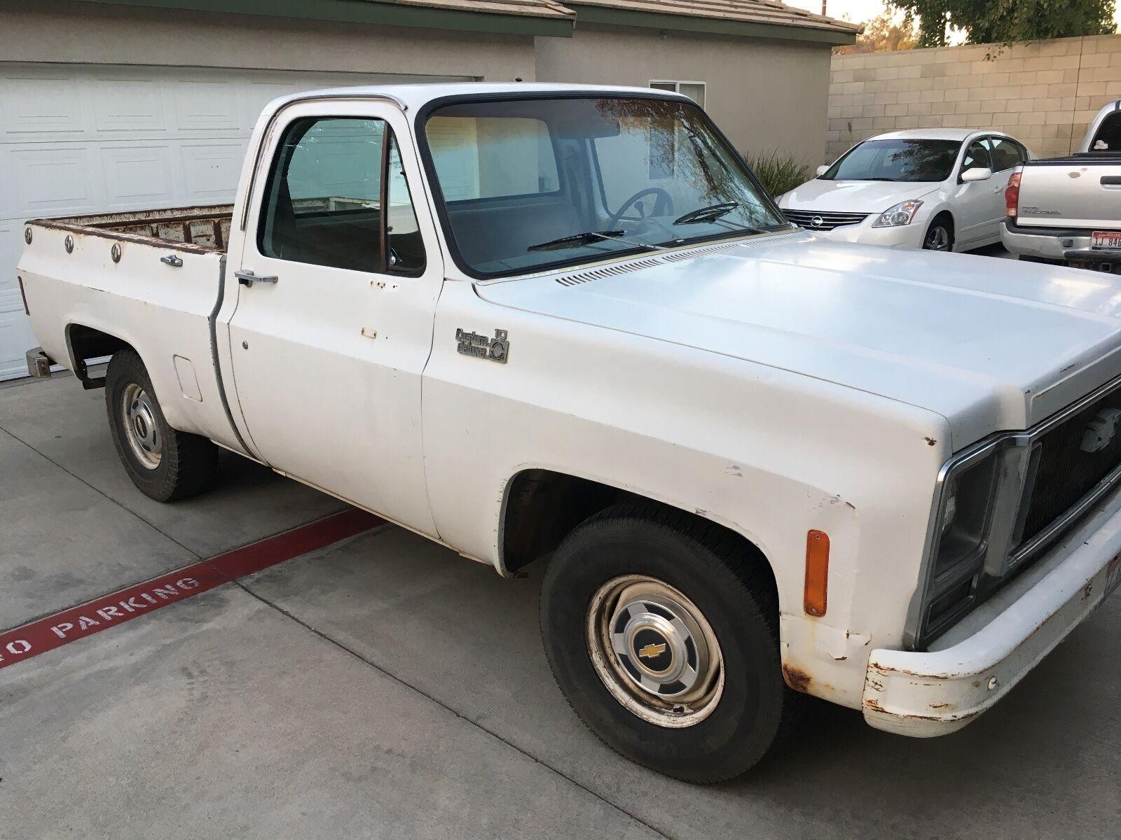 Image 10 of 1979 Chevrolet C-10…