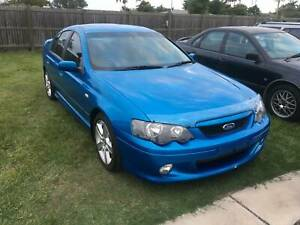2003 Ford BA XR6 Sedan Caboolture Caboolture Area Preview