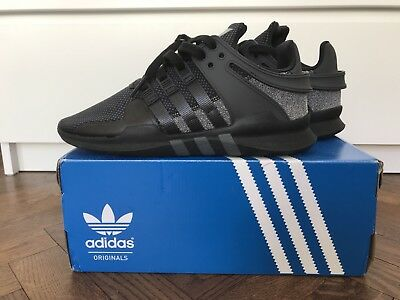 Adidas Originals, Damen Schuhe, Sneaker, Equipment Support ADV, CBLK, Gr.7 / 40 Damen 7 Support