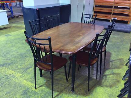 Dining Table 6 Chairs 12000 Osborne Park