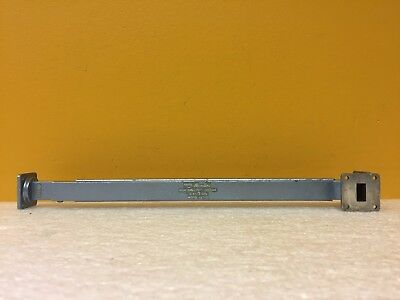 Narda 1069-20 Wr-62 12.4 To 18 Ghz Waveguide Directional Coupler. Tested