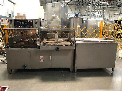 Tpa 1000a Automatic L Bar Shrink Wrapper