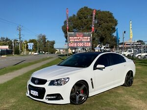 2015 HOLDEN CALAIS VF11 4D SEDAN 3.6L V6 6 SP AUTOMATIC 36 MONTHS FREE WARRANTY   Kenwick Gosnells Area Preview
