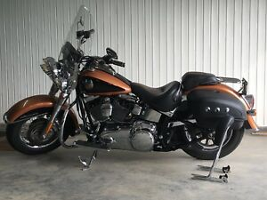 105th Anniversary Softail Deluxe - 2008
