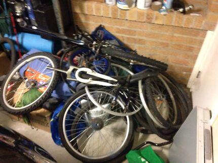 Free bike parts