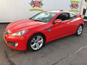2010 Hyundai Genesis Coupe GT, Automatic, Leather, Heated Seats,
