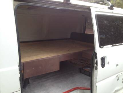 camper van for sale (take it or leave it) Paringa Renmark Paringa Preview