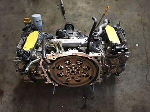 2012 Subaru 2.0 XV engine FB20 Leederville Vincent Area Preview