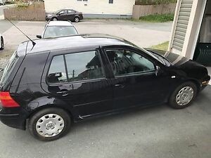 2004 VW Golf (Gas, Automatic)