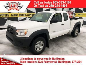 2013 Toyota Tacoma Automatic, Extended Cab, 4*4, 103,000km