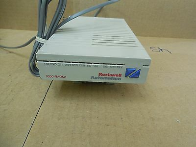 Allen Bradley Rockwell Automation Datafax Modem 9300-radm1 9300radm1 Used
