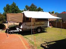 Jayco Flamingo Outback Offroad Kardinya Melville Area Preview