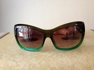 EUC Spy Farrah Shades - Mint Chip Fade