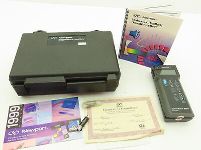 Newport 840 Handheld Optical Power Meter And Detector