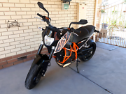 KTM Duke 690 2014 As new, Low Kms Para Vista Salisbury Area Preview