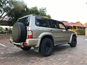 2003 Nissan Patrol GU ST-L 4.8 Wembley Cambridge Area Preview