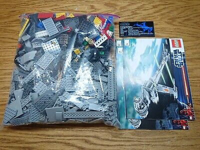 Lego Star Wars Set 10227 B-wing Starfighter - UCS Complete EUC READ DESCRIPTION!