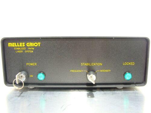 Melles Griot 05-STP-901 Stabilized He-Ne Laser System - Controller Only, NO HEAD