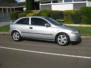 2003 Holden Astra Hatchback SRI Eleebana Lake Macquarie Area Preview