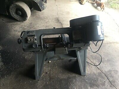 Jet Horizontal Band Saw