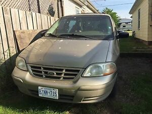 *REDUCED* 2001 FORD WINDSTAR