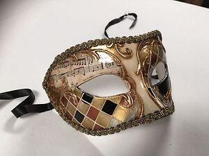 Stunning Italian Masquerade Masks Ellenbrook Swan Area Preview