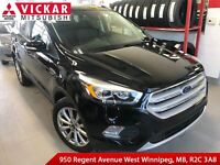 2018 Ford Escape TITANIUM/power seats/sunroof/navigation