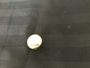 Amerock Cupboard door knobs brass