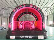 Playboy Adult Jumping Castle Hire Browns Plains Logan Area Preview