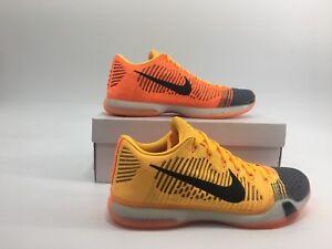 Basketball shoe - Nike Kobe X 10 Elite Low Chester Cheetah