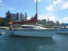 25ft Sailing Yacht. Wollongong 2500 Wollongong Area Preview