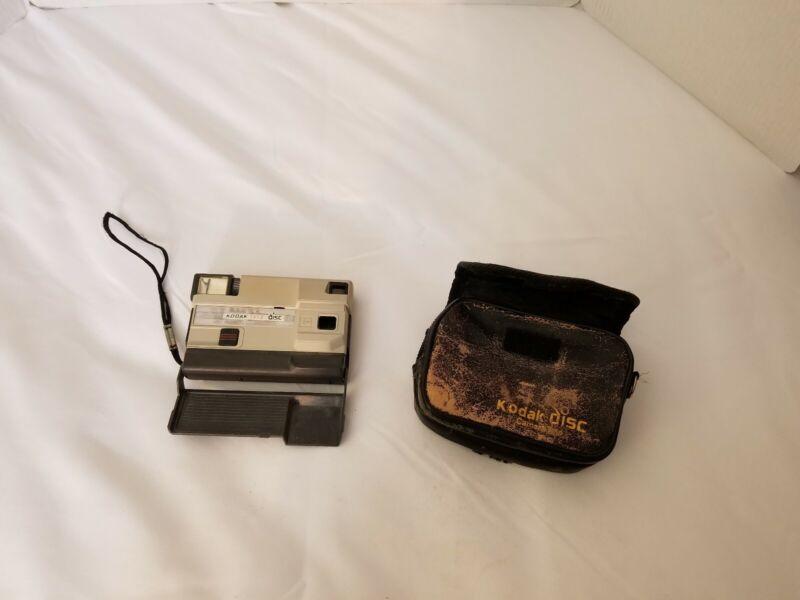 Vintage Kodak Tele Challenger Disc Camera
