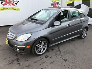 2011 Mercedes-Benz B-Class 200 Turbo, Automatic, Panoramic Sunro