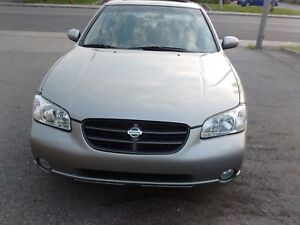Nissan Altima 2001 limited full equip