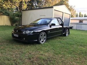 2003 Holden VY V8 one tonner Lavington Albury Area Preview