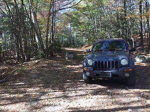 2002 Jeep Liberty READ